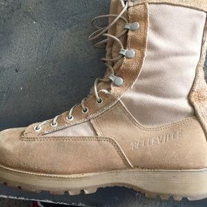Belleville Boots 💪